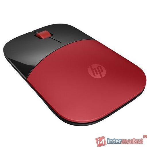 Беспроводная компьютерная мышь HP V0L82AA Z3700 Red Wireless Mouse