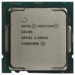 Процессор Intel Pentium G6405 4,1 GHz 4Mb 2/4 Comet Lake Lake Intel® UHD Graphics 610 58W FCLGA1200 Tray