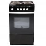 Электрическая плита De Luxe DL 5004 .12 Э, черная