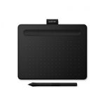 Графический планшет Wacom Intuos Small Bluetooth (CTL-4100WLK-N),  Чёрный