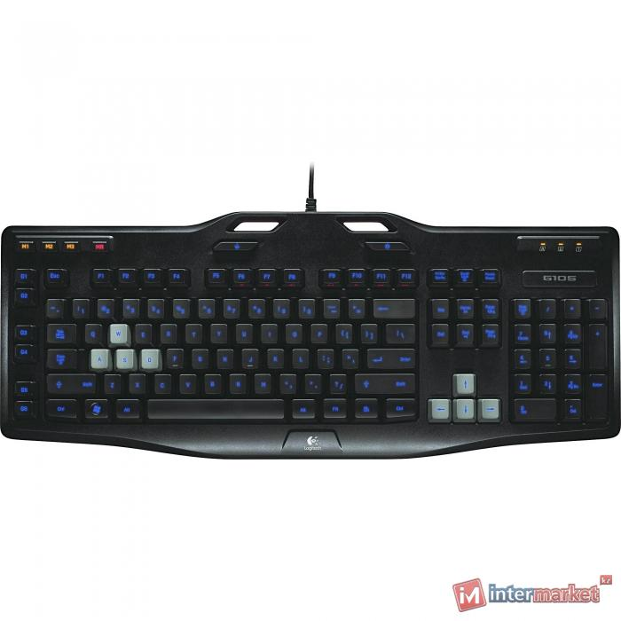 Клавиатура Logitech Gaming Keyboard G105