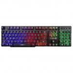 Клавиатура, X-Game, XK-200UB, USB, Кол-во стандартных клавиш 104, Размер: 439.2 x 141.5 x 25.5 мм., Длина кабеля 1,45 метра, Анг/Рус/Каз, Чёрная