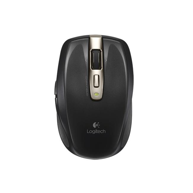 Мышь Logitech Anywhere MX black Wireless USB
