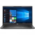 Ноутбук Dell Latitude 7400 (Core i7/8665U/1,9 GHz/16 Gb/512 Gb/No ODD/Graphics/UHD 620/256 Mb/14 ''/1920x1080/Windows 10/Pro/64/черный)