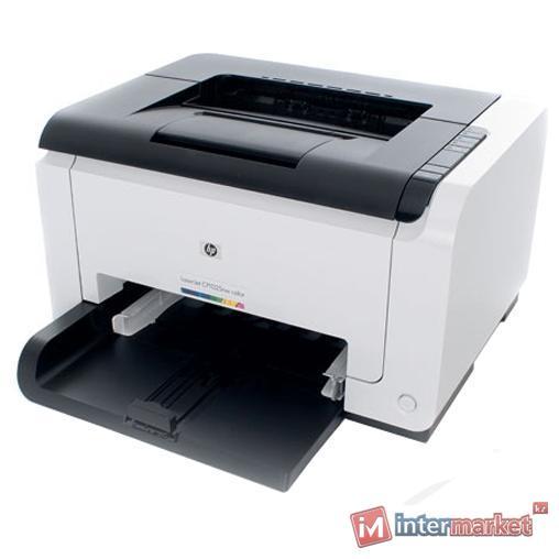 Лазерный принтер HP Color LaserJet Pro CP1025