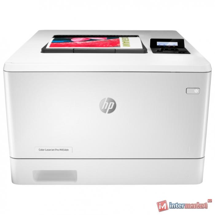 Принтер HP Color LaserJet Pro M454dn