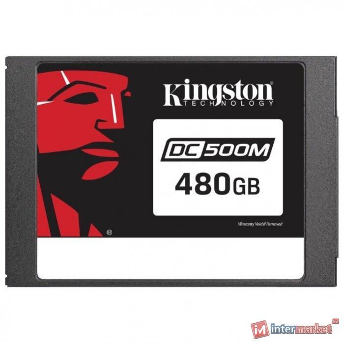 Твердотельный накопитель Kingston 480 GB (SEDC500M/480G)