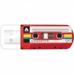 USB Флеш 16GB 2.0 Verbatim 049398 красный
